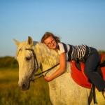 Фотоотчёт «Лошади» обработанный